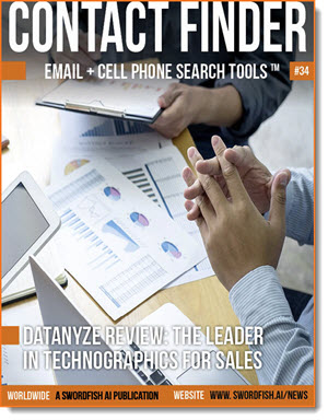 Contact Finder - Email + Cell Phone Search Tools - Issue #34