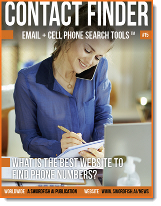 Contact Finder - Email + Cell Phone Search Tools - Issue #15