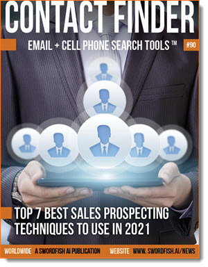 Contact Finder - Email + Cell Phone Search Tools - Issue #90