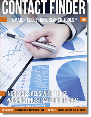 Contact Finder - Email + Cell Phone Search Tools - Issue #114