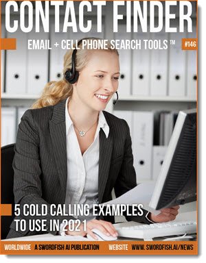 Contact Finder - Email + Cell Phone Search Tools - Issue #146