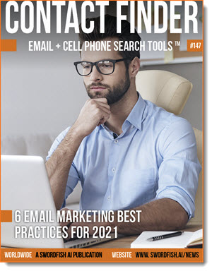 Contact Finder - Email + Cell Phone Search Tools - Issue #147