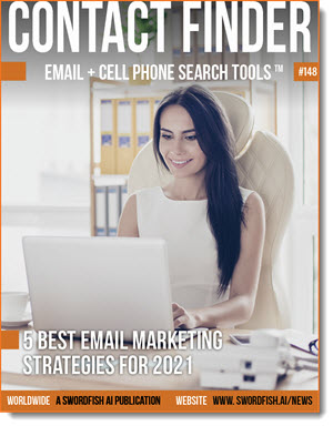 Contact Finder - Email + Cell Phone Search Tools - Issue #148