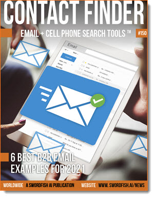 Contact Finder - Email + Cell Phone Search Tools - Issue #150