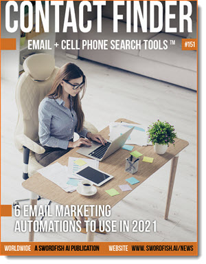 Contact Finder - Email + Cell Phone Search Tools - Issue #151