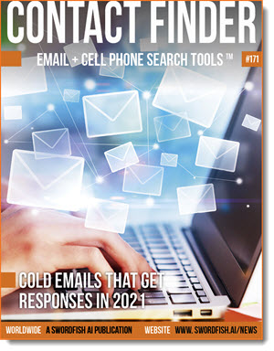 Contact Finder - Email + Cell Phone Search Tools - Issue #171