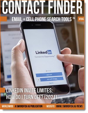 Contact Finder - Email + Cell Phone Search Tools - Issue #186