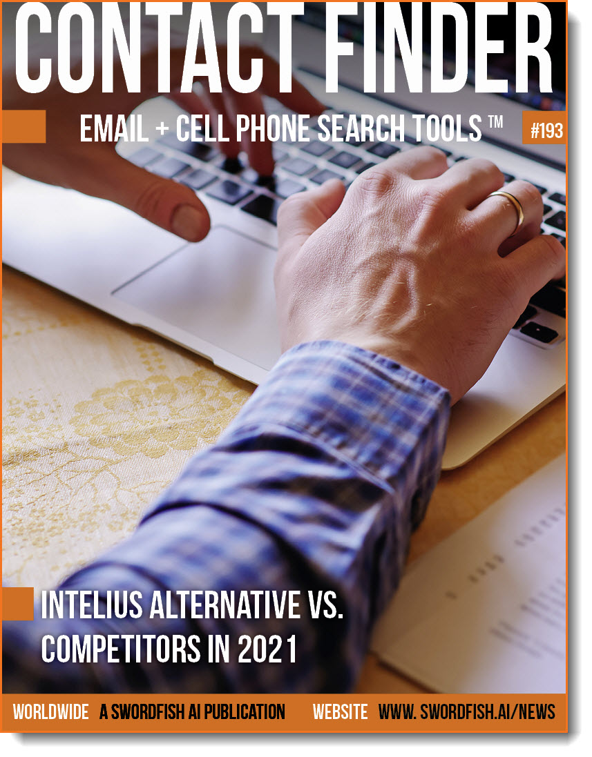 Contact Finder - Email + Cell Phone Search Tools - Issue #193